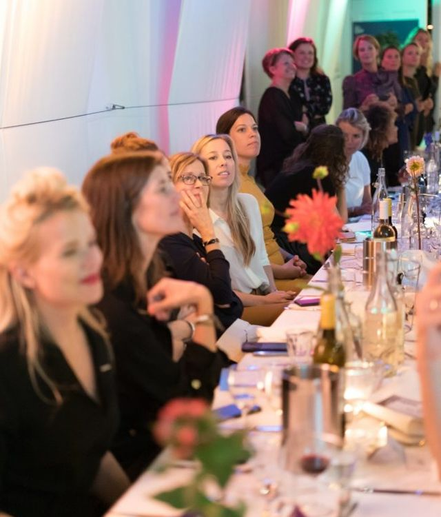 Launch of The Next Women 100