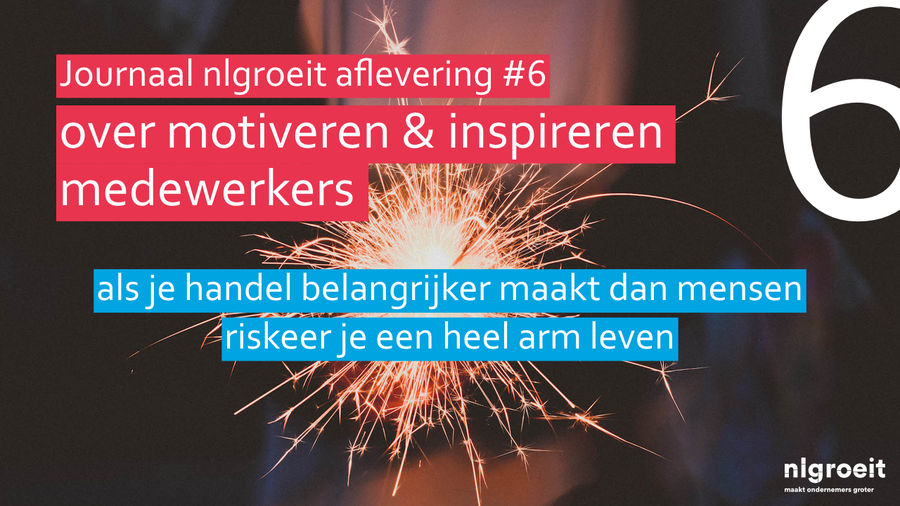 nlgroeit - journaal 6 inspireren en motiveren